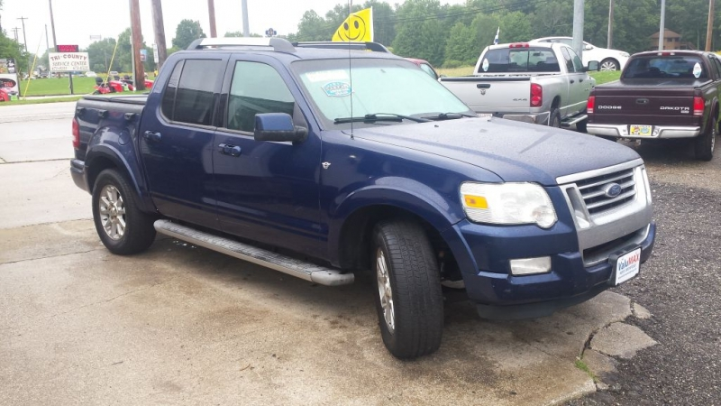 Ford Explorer Sport Trac 2007 price $9,950