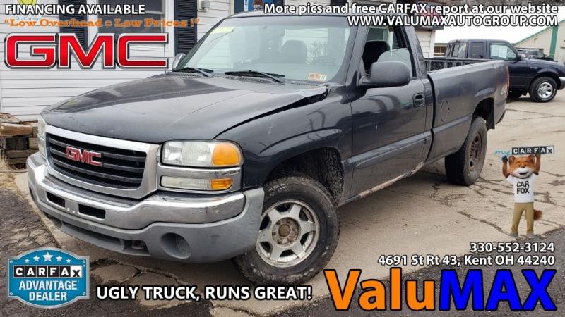 GMC Sierra 1500 2003 price $1,590