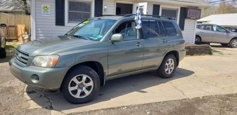 Toyota Highlander 2006 price $7,990