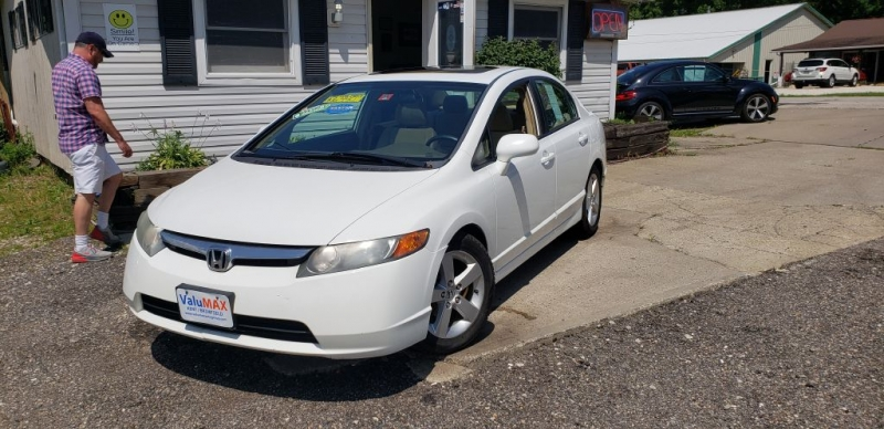 Honda Civic Sdn 2007 price $6,389