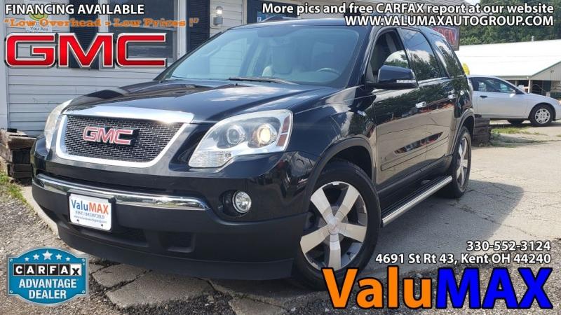 GMC Acadia 2011 price $10,590