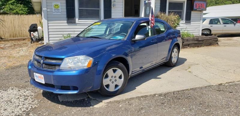 Dodge Avenger 2010 price $4,875