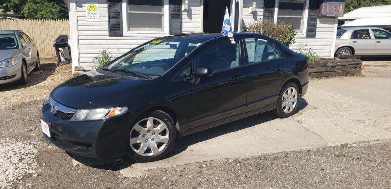 Honda Civic Sdn 2010 price $7,290