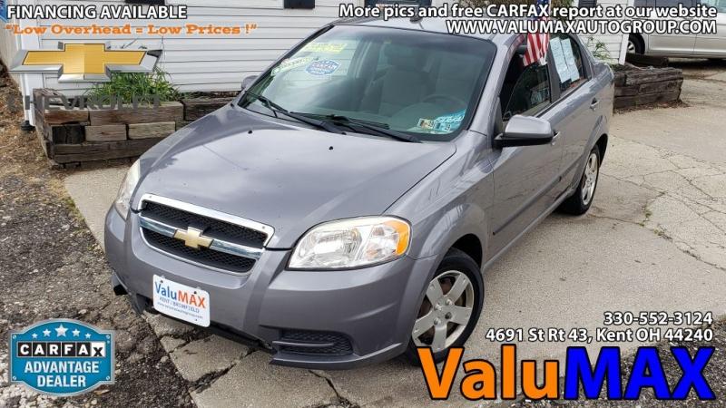 Chevrolet Aveo 2011 price $3,490