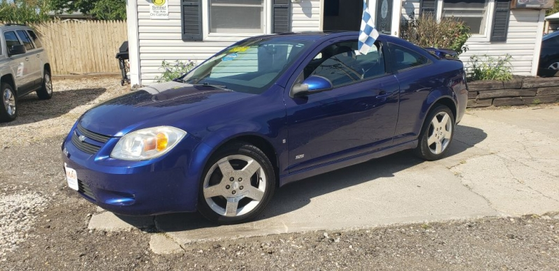 Chevrolet Cobalt 2007 price $5,990