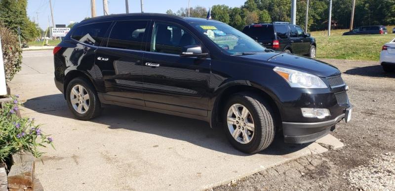 Chevrolet Traverse 2011 price $7,900
