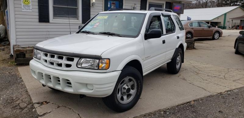 Isuzu Rodeo 2000 price $4,990