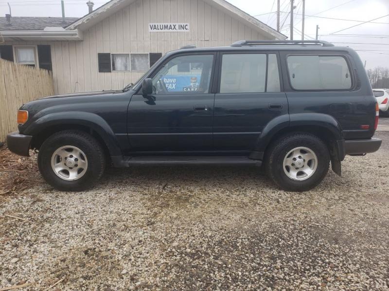 Toyota Land Cruiser 1995 price $12,990