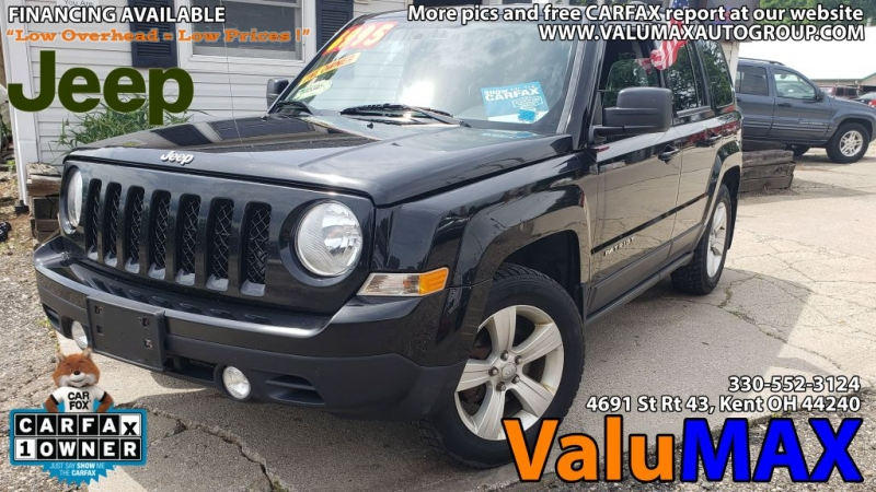 Jeep Patriot 2013 price $6,995