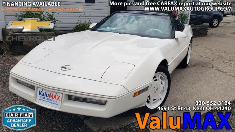 Chevrolet Corvette 1988 price $15,995
