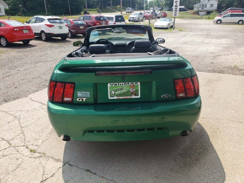 Ford Mustang 2000 price $6,990