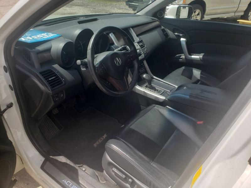 Acura RDX 2008 price $8,725