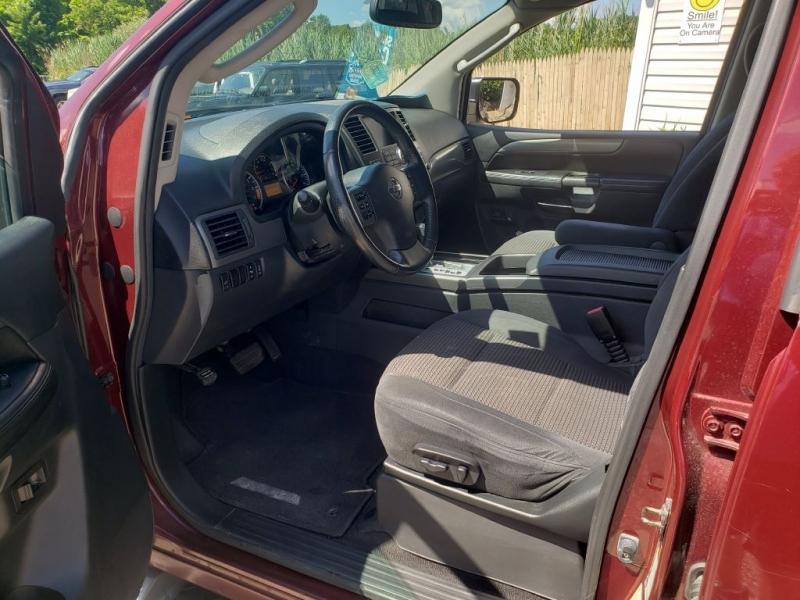 Nissan Armada 2012 price $10,392