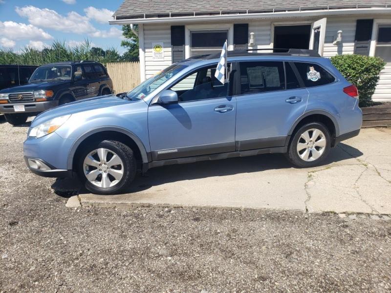 Subaru Outback 2010 price $5,990