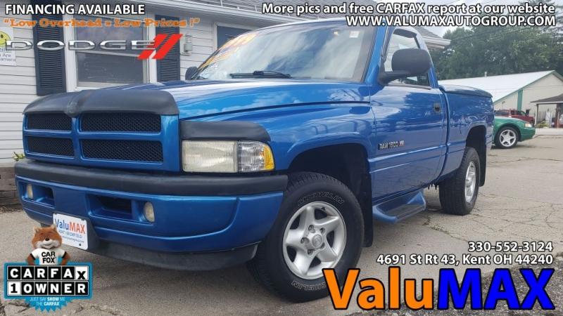 Dodge Ram 1500 1998 price $3,999