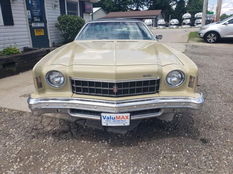 Chevrolet MONTE CARLO 1975 price $9,995