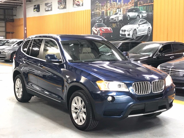 BMW X3 2012 price $800-$3000 Down