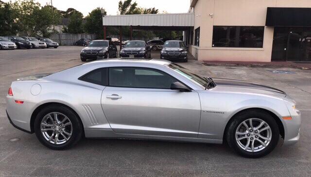 Chevrolet Camaro 2014 price $800-$3000 Down