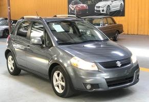 Suzuki SX4 Crossover 2009