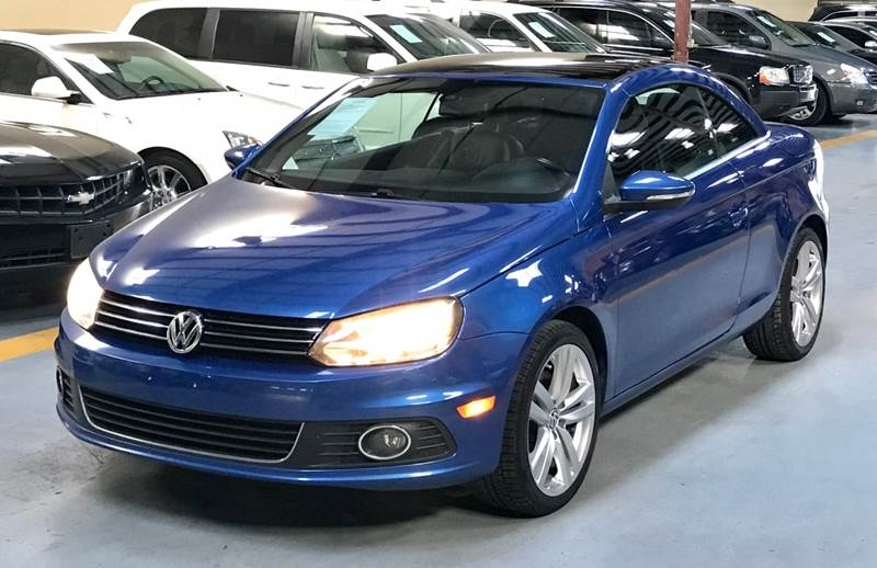 Volkswagen Eos 2012 price As As Low as $1500 Down