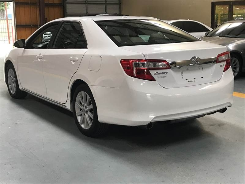 Toyota Camry 2012 price As Low as $1500 Down
