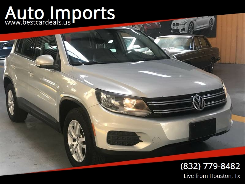 Volkswagen Tiguan 2012 price As Low as $1500 Down