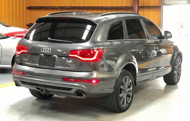 Audi Q7 2015 price $800-$3000 Down