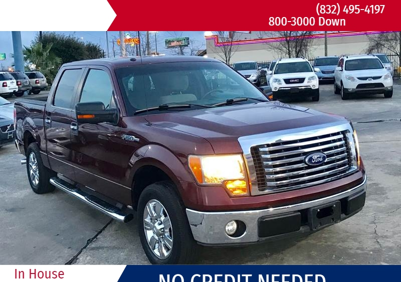 Ford F-150 2010 price $800-$3000 Down