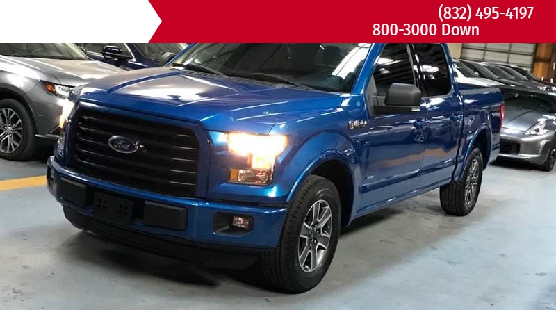 Ford F-150 SuperCrew 2016 price $800-$3000 Down