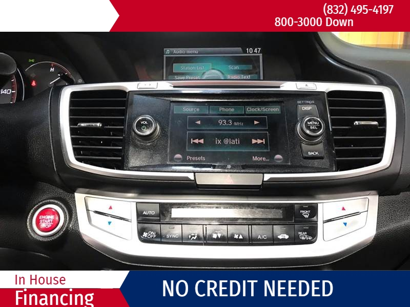 Honda Accord 2013 price $1