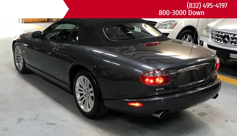 Jaguar XK-Series 2005 price $2,500