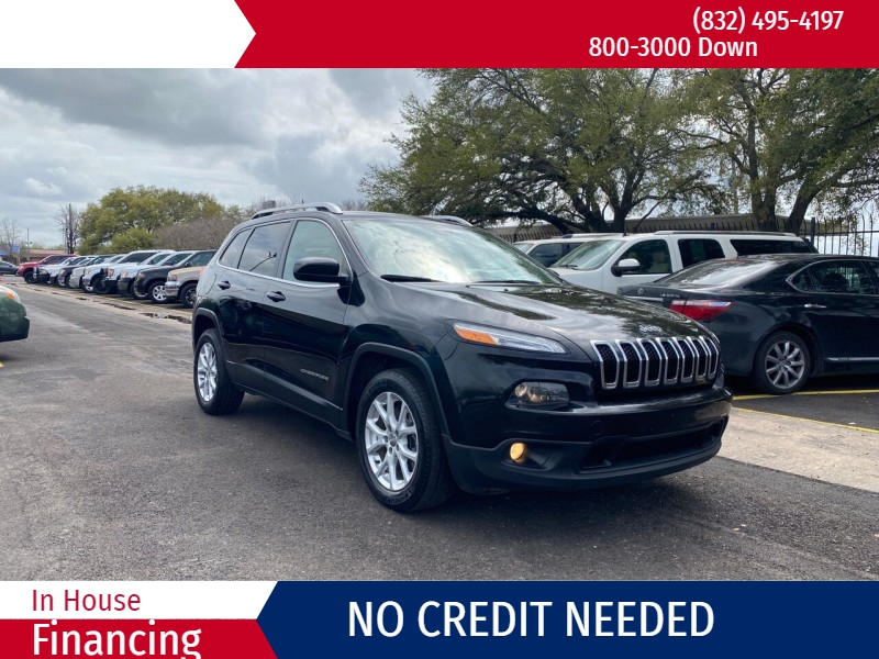 Jeep Cherokee 2015 price $2,500