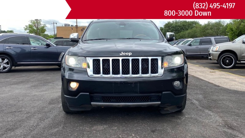 Jeep Grand Cherokee 2012 price $2,500
