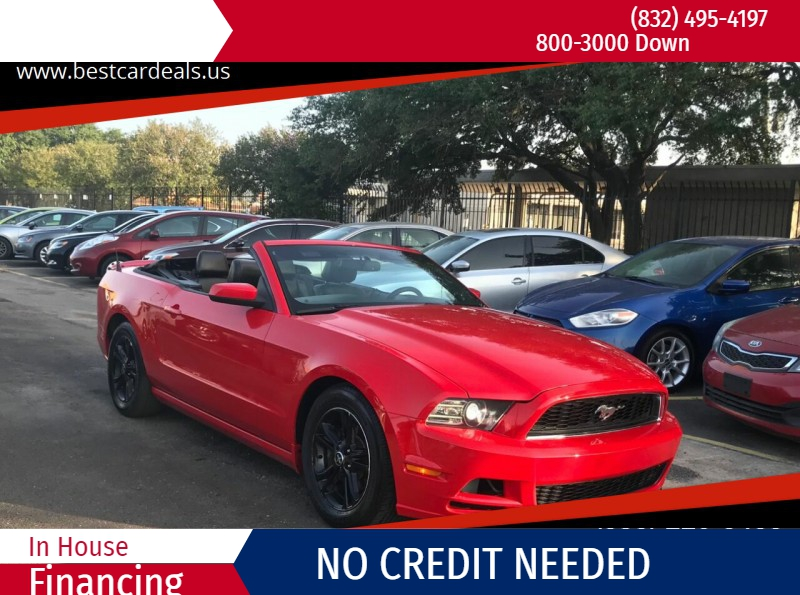 Ford Mustang 2014 price $3,000