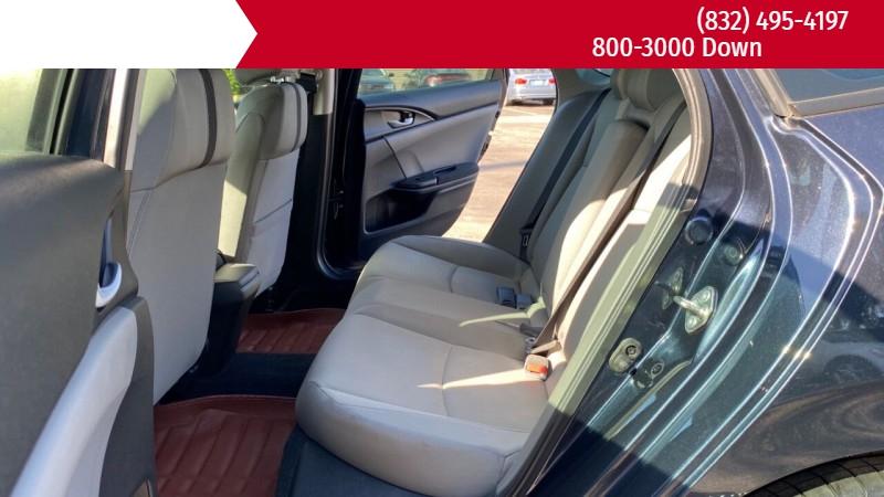 Honda Civic 2017 price $2,500