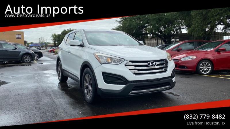 Hyundai Santa Fe Sport 2013 price $9,995