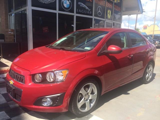 Chevrolet Sonic 2012 price $800-$3000 Down