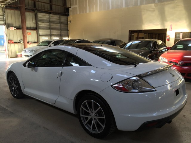 Mitsubishi Eclipse 2012 price