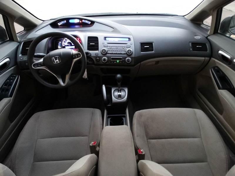 Honda Civic Hybrid 2009 price $800-$3000 DOWN