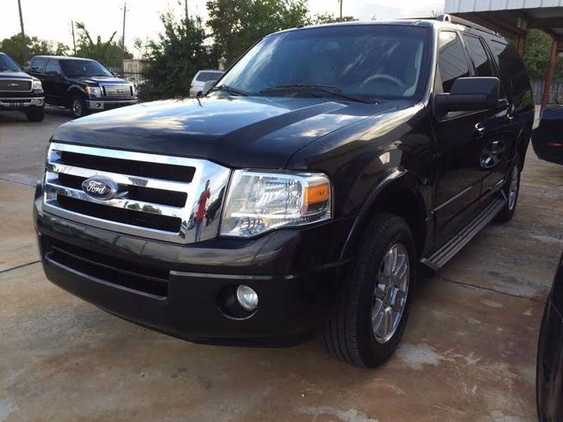 Ford Expedition EL 2012 price $800-$3000 Down