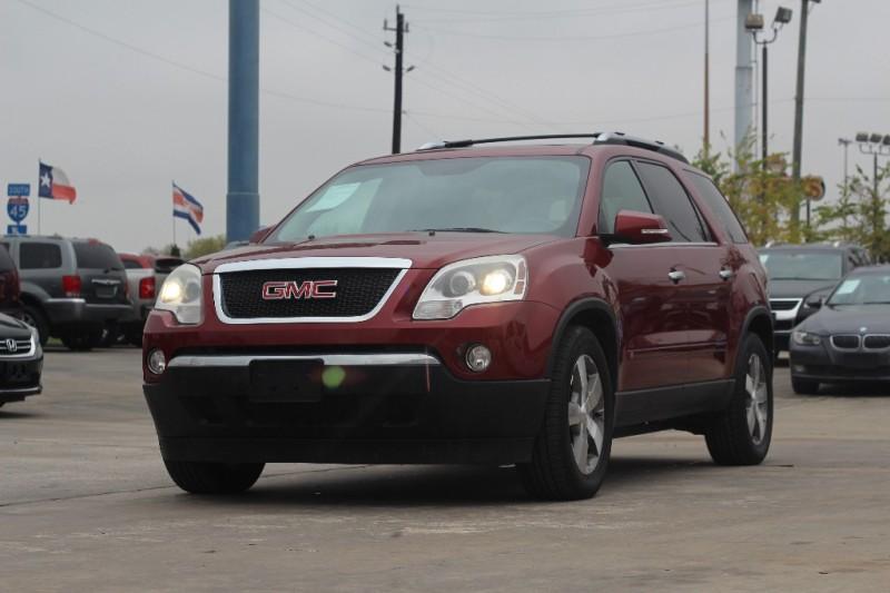 GMC Acadia 2009 price $800-$3000 Down