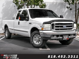 Ford Super Duty F-350 SRW 1999