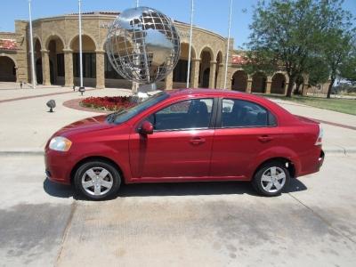 Chevrolet AVEO 2011