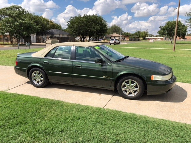 Cadillac SEVILLE 2002 price $500 Down