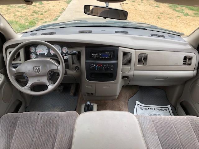 Dodge RAM 1500 4X4 2003 price $1,000 Down