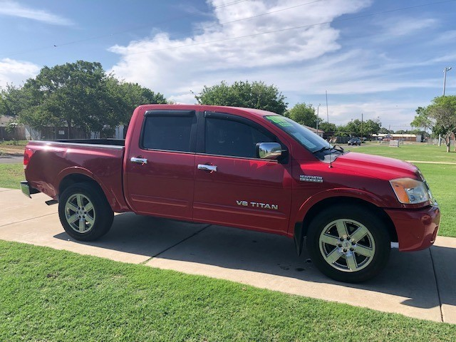 Nissan TITAN 2010 price $2,000 Down