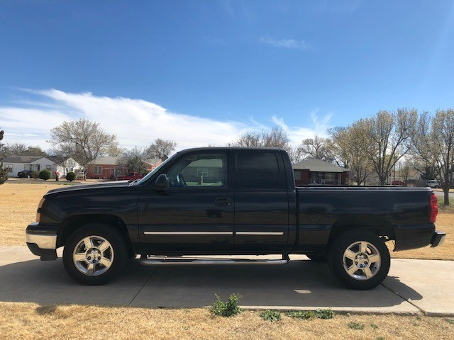 Chevrolet SILVERADO 1500 2006 price $1,000 Down