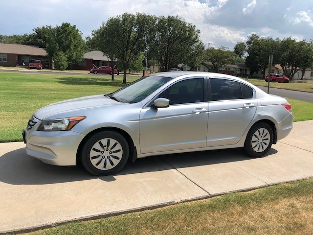 Honda Accord Price >> 2011 Honda Accord Lx