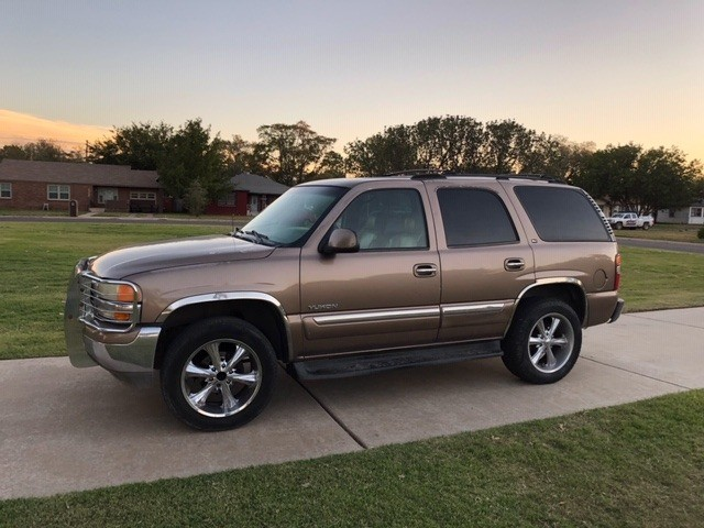GMC Yukon SLE 2003 price $500 Down