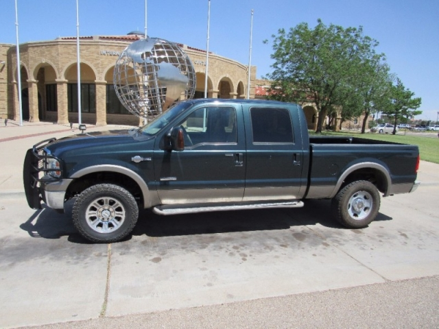 2005 Ford F250 KING RANCH 4X4